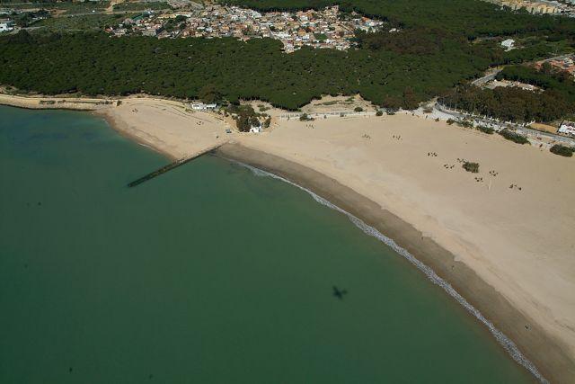 playa de la puntilla el puerto