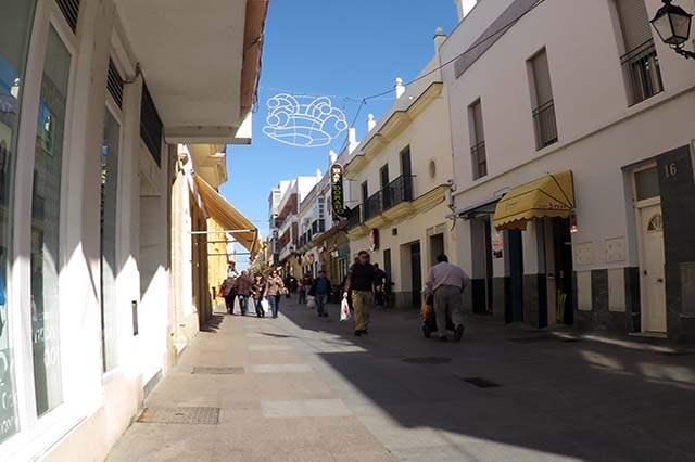 Puerto Real is a coastal town in the Province of Cadiz you should definitely stop by.