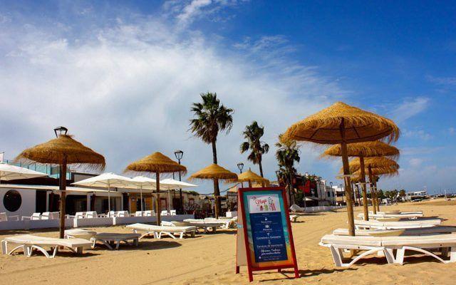 La Playa Bajo de Guía