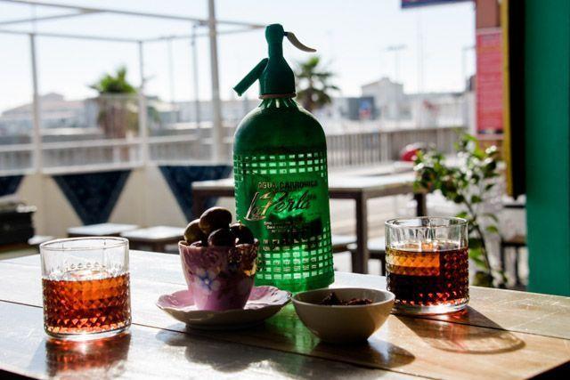 Mic Moc Tarifa Cafe Comer bar restaurante