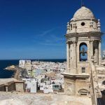 Go up the Cathedral of Cadiz and enjoy the views!