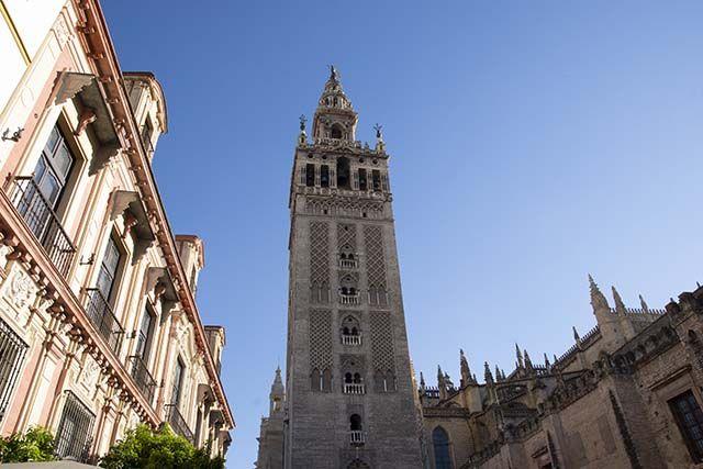 Giralda Monumento en Sevilla