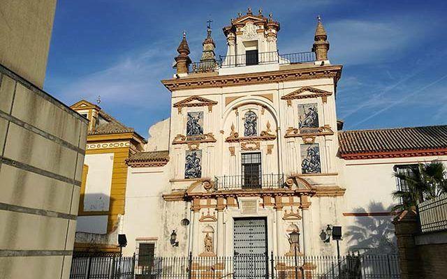 Iglesia y Hospital de la Caridad