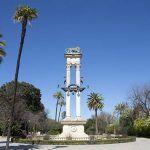 Escultura Jardines de Murillo Sevilla
