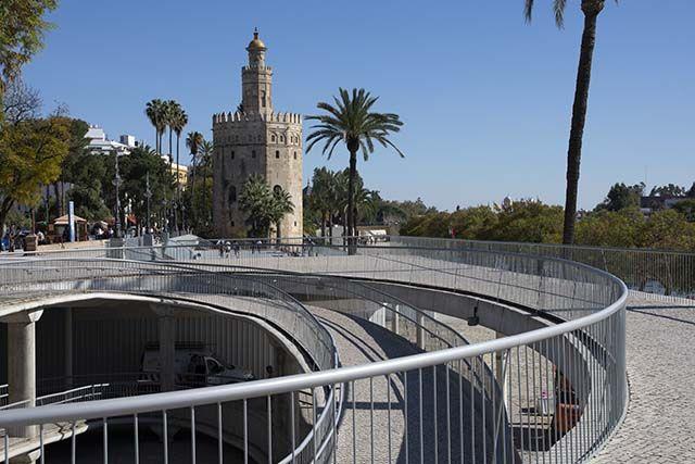 Paseo por las torres de Sevilla