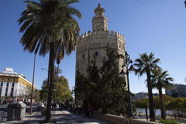 torre antigua sevilla