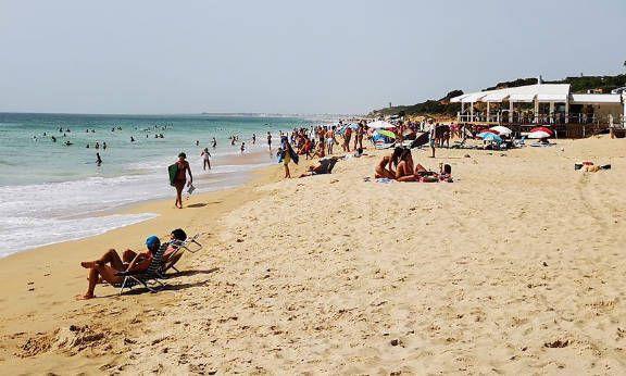 foto de playa en andalucia