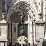 escultura Catedral de Sevilla