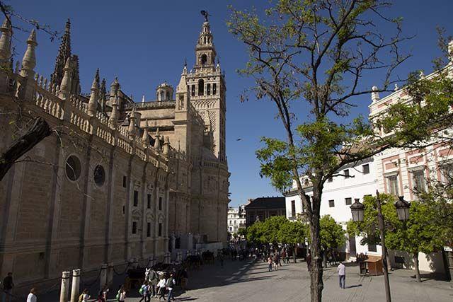 torre Catedral de Sevilla