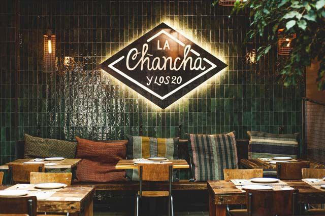 La Chancha y los 20