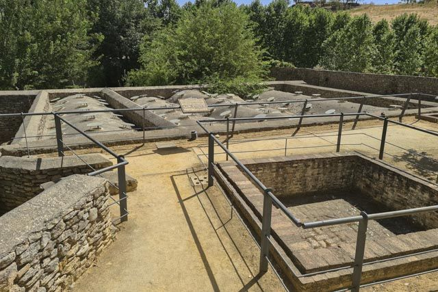 Baños Árabes – Yacimiento Arqueológico