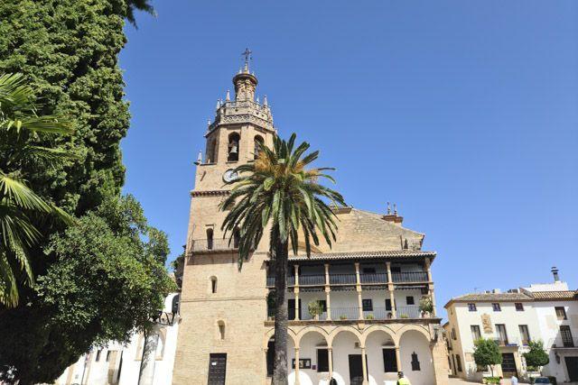 Ronda – Iglesia de Santa María la Mayor