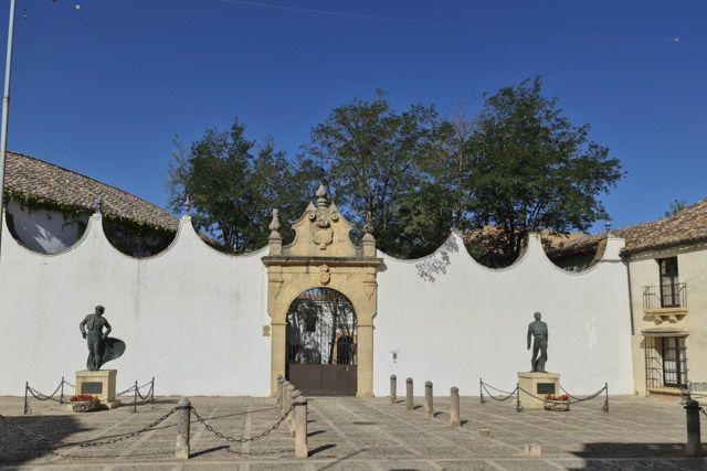 Entrada a Ronda – Plaza de Toros de la Real Maestranza de Caballería de Ronda