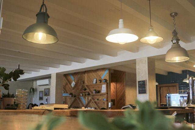 Restaurante A-Frame Oasis