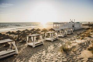 Duna Beach Club - Hotel Melia Sancti Petri - Chiringuito en la Playa de la Barrosa 2021